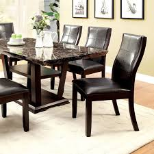 wood rectangular dining table casual dining kitchenettes furniture decor showroom