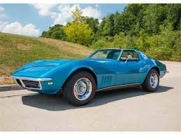 68 stingray corvette 1968 chevrolet corvette for sale on classiccars com 72 available