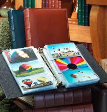 Holson Photo Album Charter Extra Capacity Slim Photo Album Ring Albums Photo