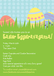 Invitation Card For Get Together What U0027s On At Easter Expat Echo Dubai