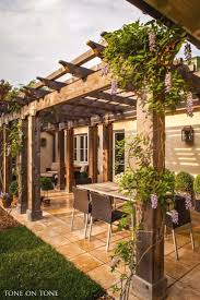 Pergola Designs With Roof by Best 25 Cedar Pergola Ideas On Pinterest Pergola Patio Pergola