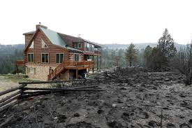 home landscaping for wildfire protection