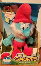 stuffed animal smurfs toys ebay