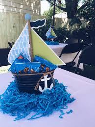 Nautical Baby Shower Decorations - nautical baby shower centerpiece baby shower pinterest