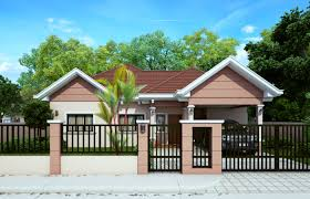 small bungalow style house plans bold design bungalow style house plans in the philippines 4 free