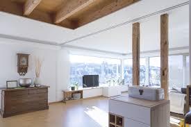 Wohnzimmer Anbau Studio Nestel Projekt Da 18 Schwebender Anbau An Reihenhaus