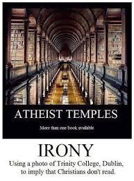 Books Meme - atheist temple books meme atheism know your meme