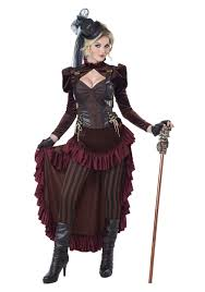 Womens Owl Halloween Costume Steampunk Costumes Victorian Steampunk Fashion Costumes