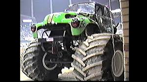 Monster Truck Racing Bigfoot 8 Grave Digger Taurus Just Show N