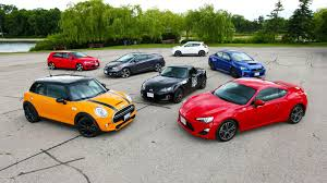 affordable sport cars comparison test affordable everyday fun cars expert reviews