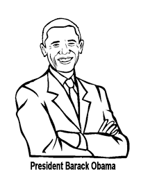 free printable coloring pages of us presidents free printable president barack obama facts and coloring picture