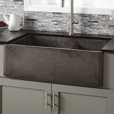 Kitchen Apron Sink Farmhouse Sinks You Ll Wayfair