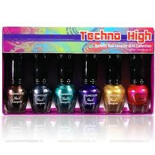 6pk kleancolor nail polish sets only 5 75 shipped super coupon