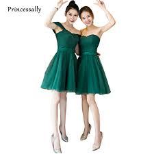 online get cheap emerald green bridesmaid dresses aliexpress com