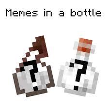 Heyyeyaaeyaaaeyaeyaa Know Your Meme - meme in a bottle just memes compressed into a bottle 100k