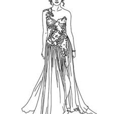 fashion model coloring pages free printable coloring pages part 84