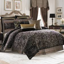 Designer Comforter Sets Comforter Sets Waterford Linens Carlisle Queen Comforter Set In