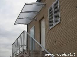 coperture tettoie in pvc tettoie per balconi coperture e pensiline per balconi