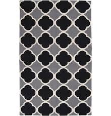 Quatrefoil Outdoor Rug Painted Outdoor Rug With Quatrefoil Design