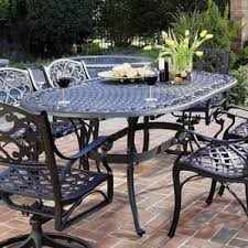 Patio Dining Table Six Person Patio Dining Tables You U0027ll Love Wayfair