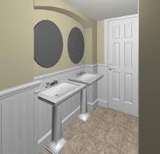 wainscoting kitchen backsplash beadboard walls living room bathroom height home decor paneling