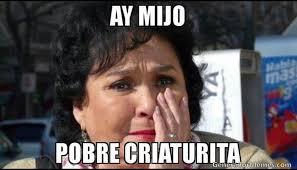 Memes Carmen - carmen salinas comercializará polos y artículos con sus memes foto