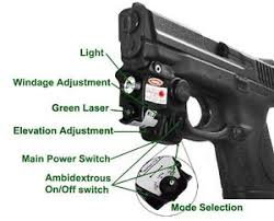 walther ppq laser light green laser light combo for walther ppq pps ppx pk380 p99 taurus