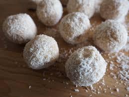 market recipes white chocolate rum balls world of