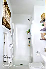 master bathroom makeover the striped house shower loversiq