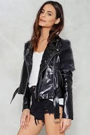 jacket moto night fever moto jacket shop clothes at nasty gal