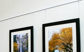 how to hang a painting arakawa hanging system wall space framing