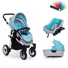poussette siege auto bebe poussette combiné bébé trio libero 3 en 1 avec accessoires nacelle