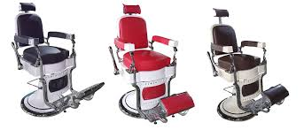 Barbers Chairs Barber Shop Furniture And Barber Poles Salon Furniture