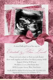 baby girl baby shower invitations baby shower invitation sweet child card design