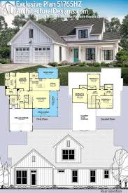 Contemporary Farmhouse Floor Plans 62 Best Farmhouse Plans Images On Pinterest Dream House Plans