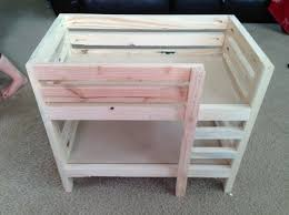Woodworking Plans Doll Bunk Beds by Doll Bunk Bed By Oddz45 Lumberjocks Com Woodworking Community
