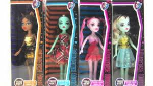 after high dolls for sale high ripoffs four copies dolls and knock offs