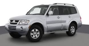 amazon com 2003 mitsubishi montero reviews images and specs