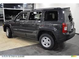 dark grey jeep patriot 2011 jeep patriot sport in dark charcoal pearl photo 6 123194