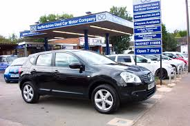 nissan finance for used cars used nissan qashqai cars for sale in coventry warwickshire