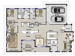 4 bedroom ranch floor plans 4 bedroom townhouse designs ranch house floor plans 4 alluring 4