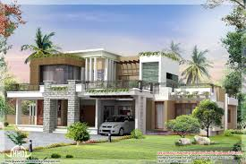 Luxury Home Plans With Pictures by 5 Modern Luxury Home Plans Contemporary Modern House Plan 71535