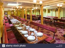 first class dining room stock photos u0026 first class dining room