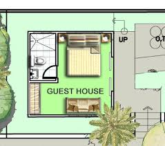 house plans with guest house unique guest house plans home act