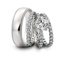 cheap his and hers wedding bands awesome cheap his and hers wedding sets matvuk