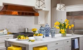 yellow and white kitchen ideas alluring 90 blue and yellow kitchen inspiration of best 25