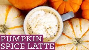 Pumpkin Frappuccino Starbucks Caffeine by Healthy Pumpkin Spice Latte Starbucks Diy Mind Over Munch