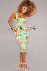 floral dresses floral print midi dress