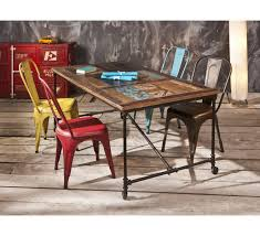 Chaise Haute Industriel by Chaise Industrielle Metal 7 Table Industrielle M233tal Et Bois