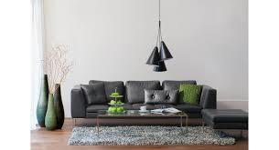 living room dark living room furniture and decorations with